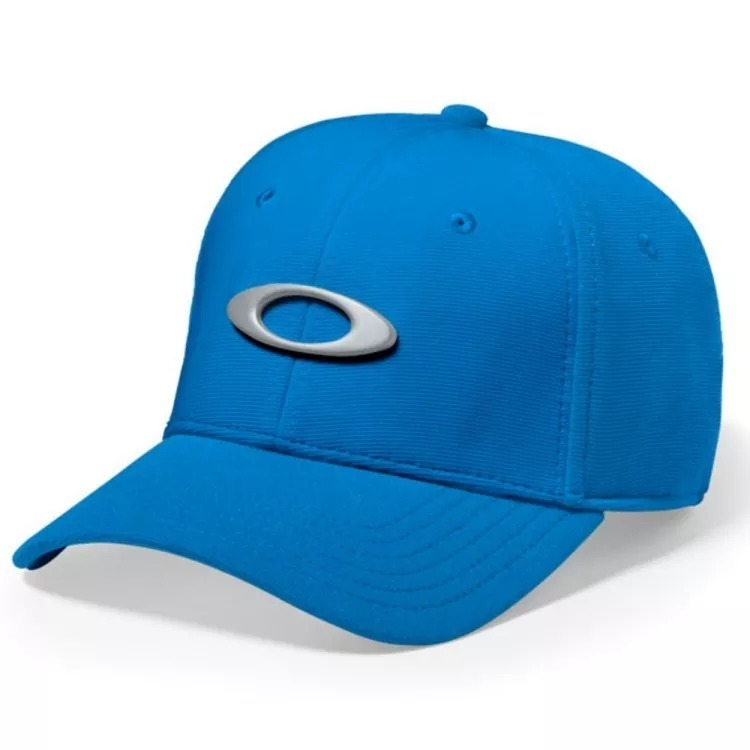 Boné Oakley Tincan Azul - Original - R  199 cfc6d995055