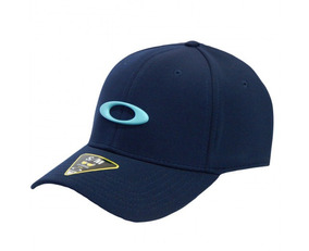 wholesale dealer ba717 32b37 Bone Oakley Tincan Cap Azul Marinho   Bb 100% Original