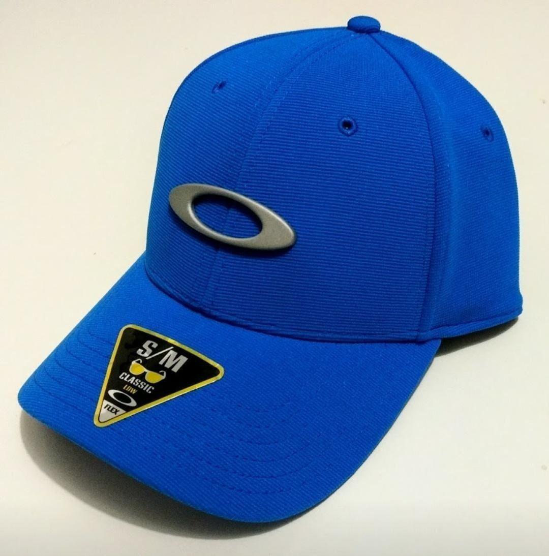 boné oakley tincan cap (azul royal). Carregando zoom. a47c092aee3