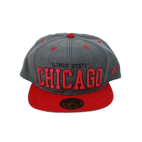 boné oc other culture snapback chicago