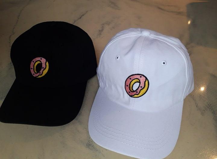 d208a9a1862 Bone Odd Future Cap Dad Hat Frete Gratis Pronta Entrega! - R  59