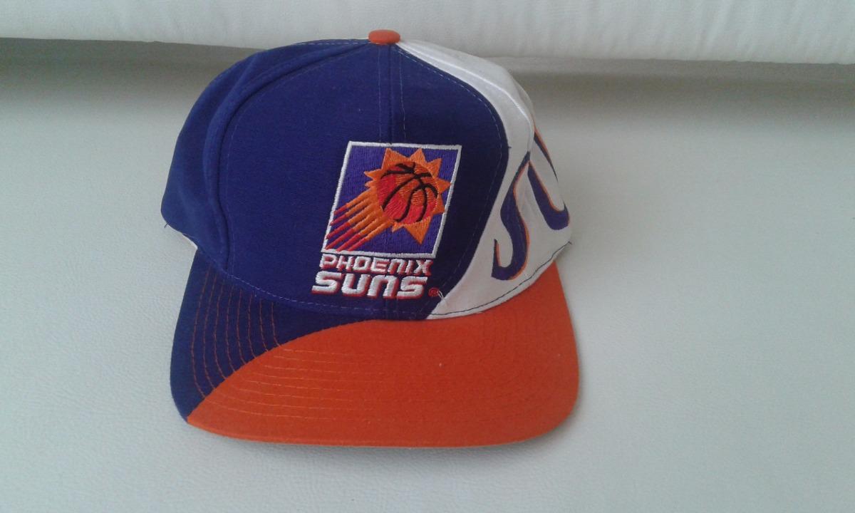 boné phoenix suns antigo - anos 90 - original nba basquete. Carregando zoom. a6b41798ee0