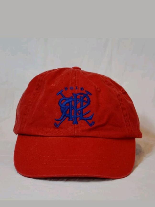 Boné Polo Ralph Lauren Original - R  220 b17f3b7cb4a