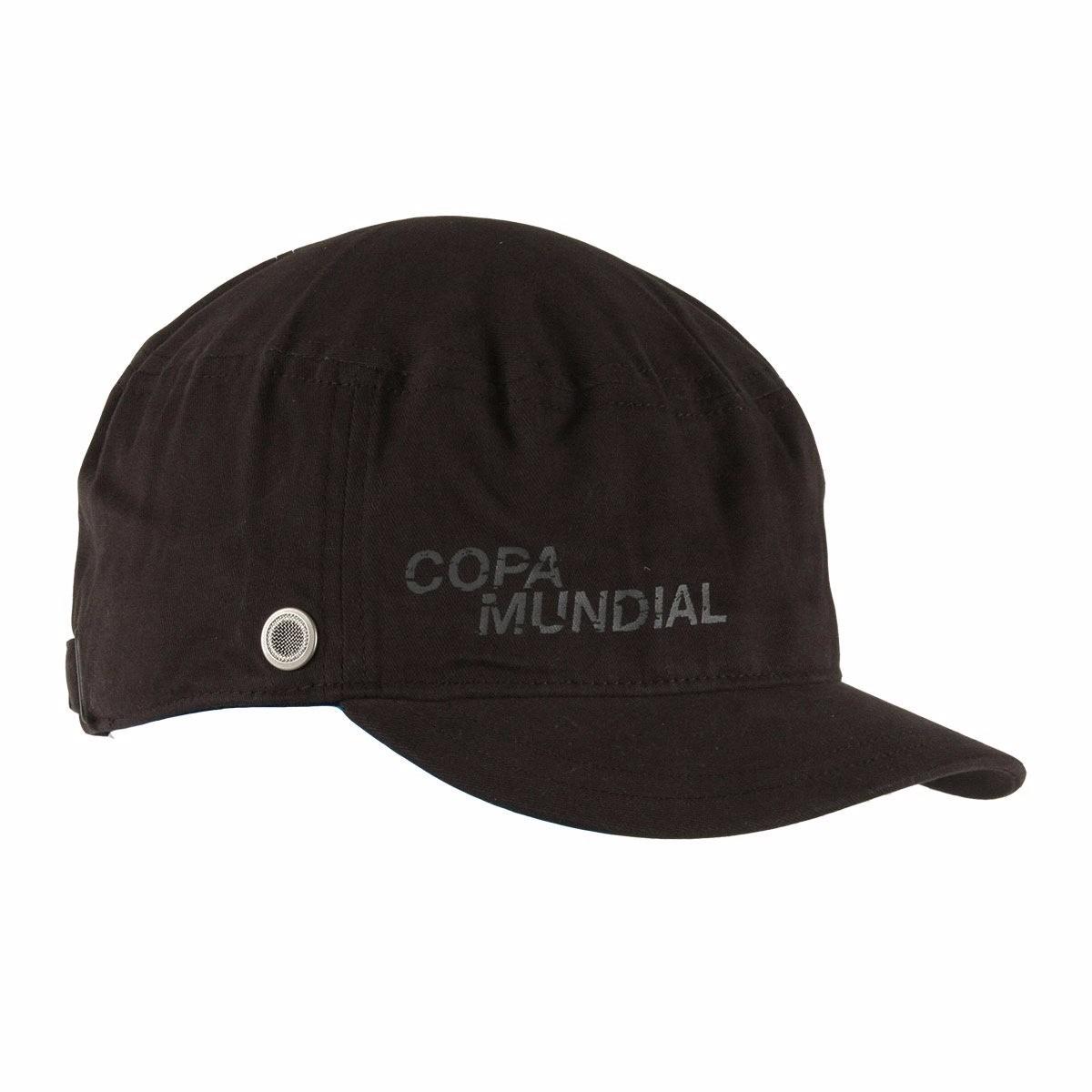Boné Preto adidas Copa Cuban Cap Estilo Militar Hip Hop Wear - R  79 ... 607f7cb986c