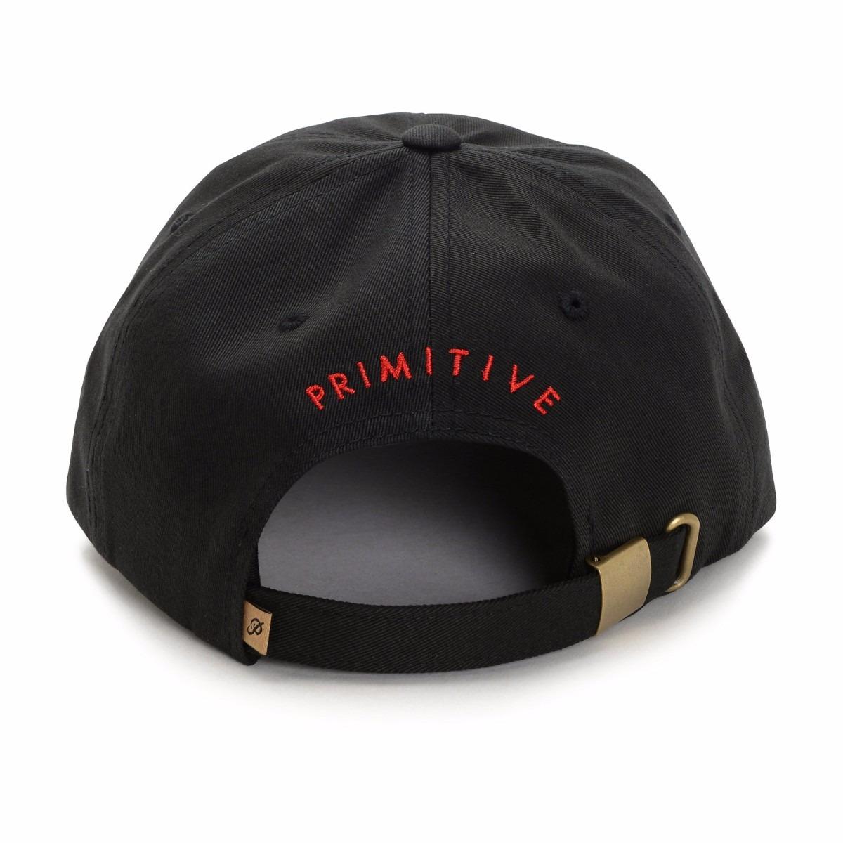 boné primitive pennant black dad hat skate - pronta entrega. Carregando  zoom. db04f9700fb