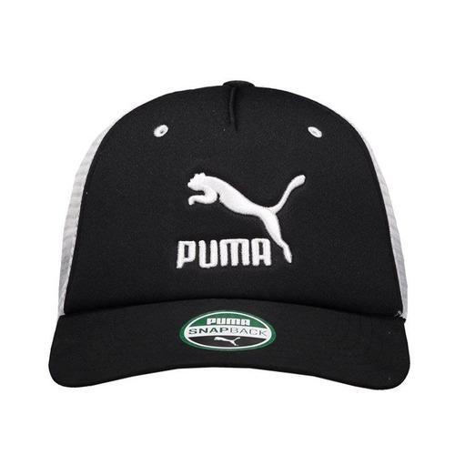 Boné Puma Archive Trucker Preto - R  59 16a77f8d94163