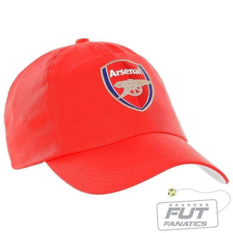 6c3aaa5b525cf boné puma arsenal leisure cap vermelho - futfanatics. Carregando zoom.