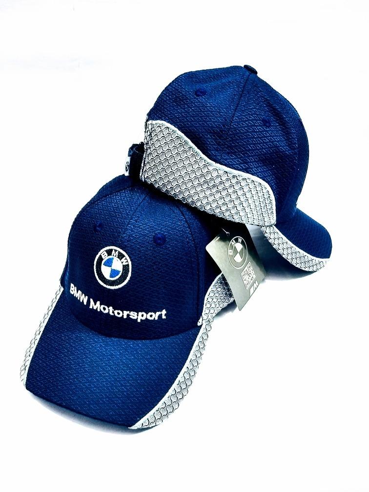 boné puma bmw motorsport logo bordado aba curva azul marinho. Carregando  zoom. b5ac17cf2d7