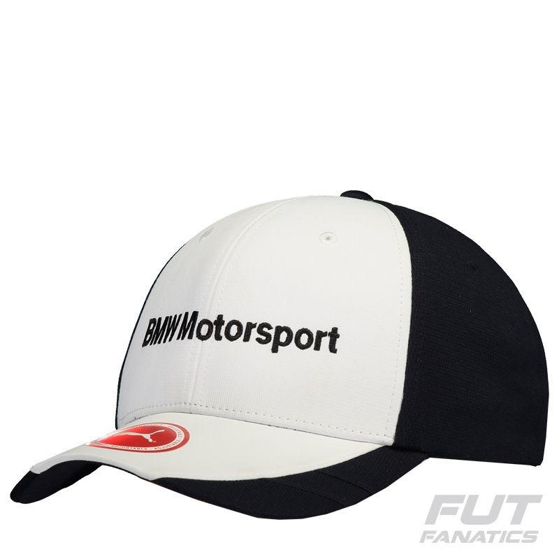 ... f7413a7d3d4 Boné Puma Bmw Motorsport Sharknose - Futfanatics - R 99 27088986d94