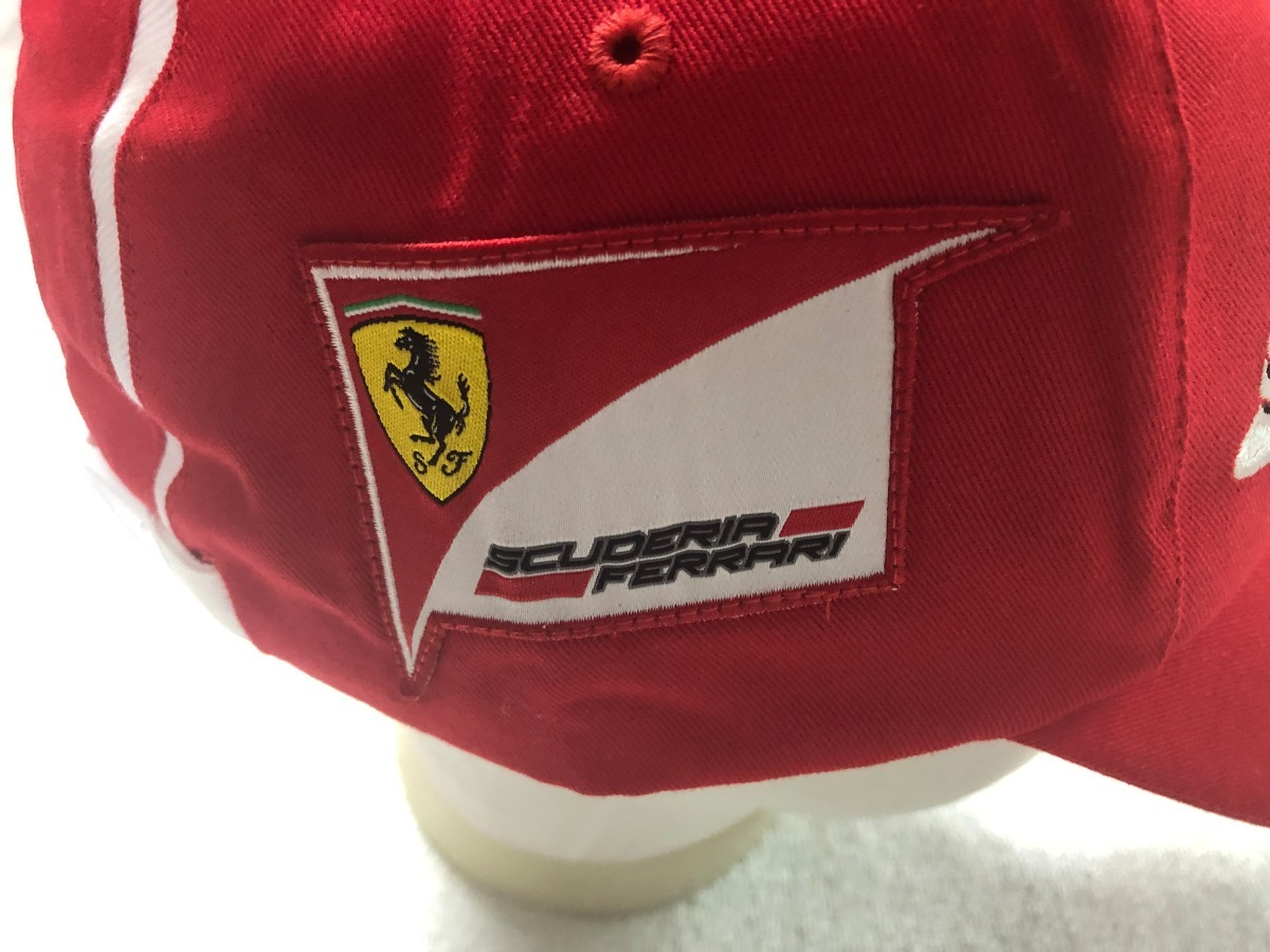 7f0f980b7 Bone Puma Ferrari - R$ 160,00 em Mercado Livre