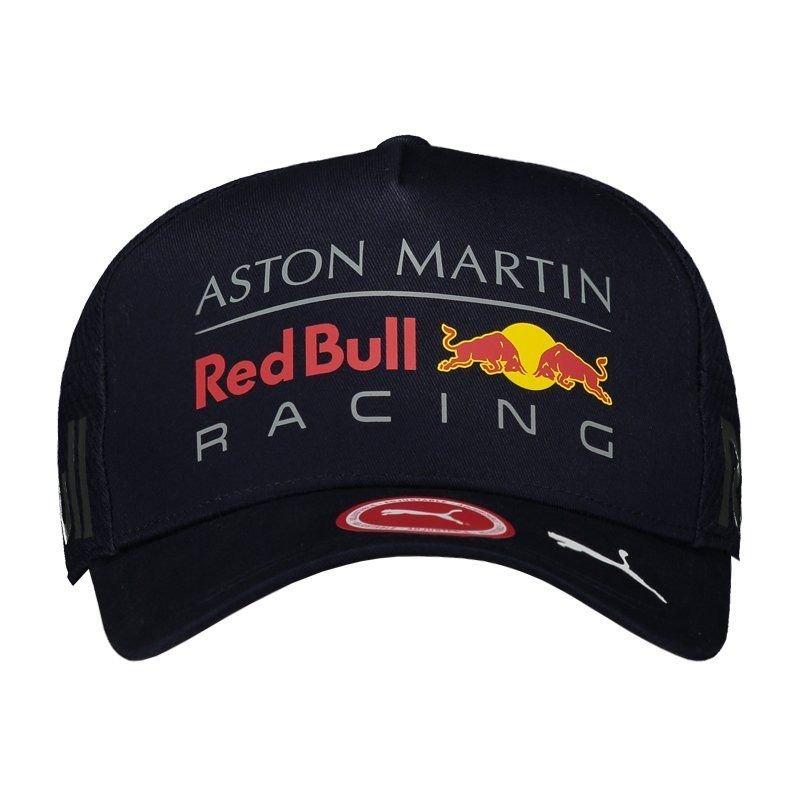 boné puma red bull racing team gear marinho. Carregando zoom. 000b00df0e9