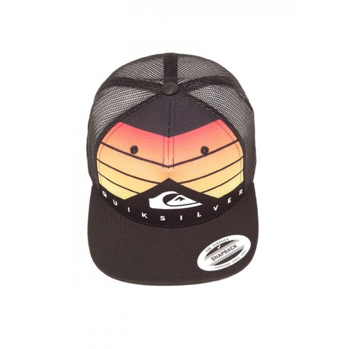 60b29bed2cee3 boné quiksilver aba reta trucker sunset imp original. Carregando zoom.