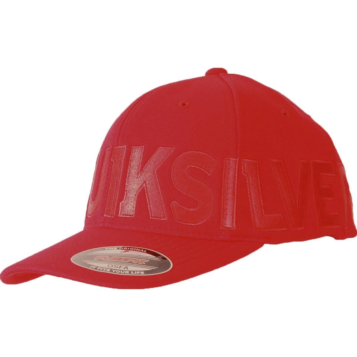 boné quiksilver curved peak big vermelho. Carregando zoom. b5030d267ec