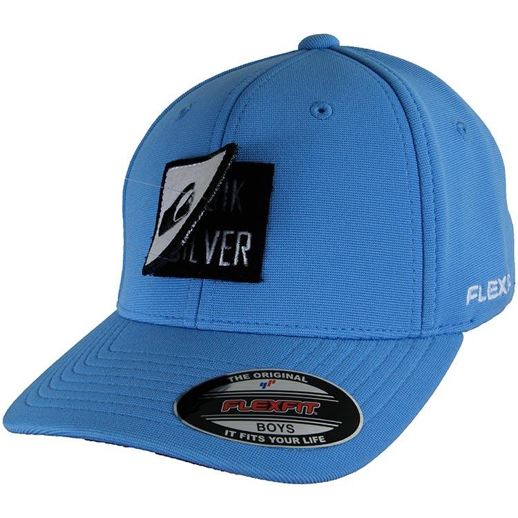 0103d2a99557e Boné Quiksilver Juvenil 3layer - Azul Ii