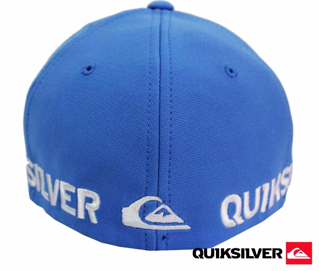 bone quiksilver letreiro hard hitter flexfit azul fechado. Carregando zoom. 727e72ee1ee