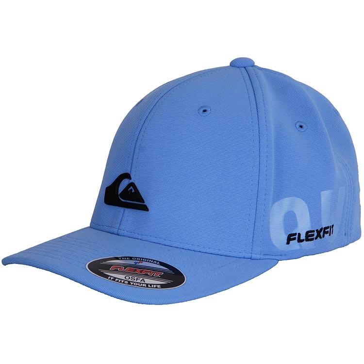 Boné Quiksilver Metal Patch - Azul Claro - R  219 f6995398bca