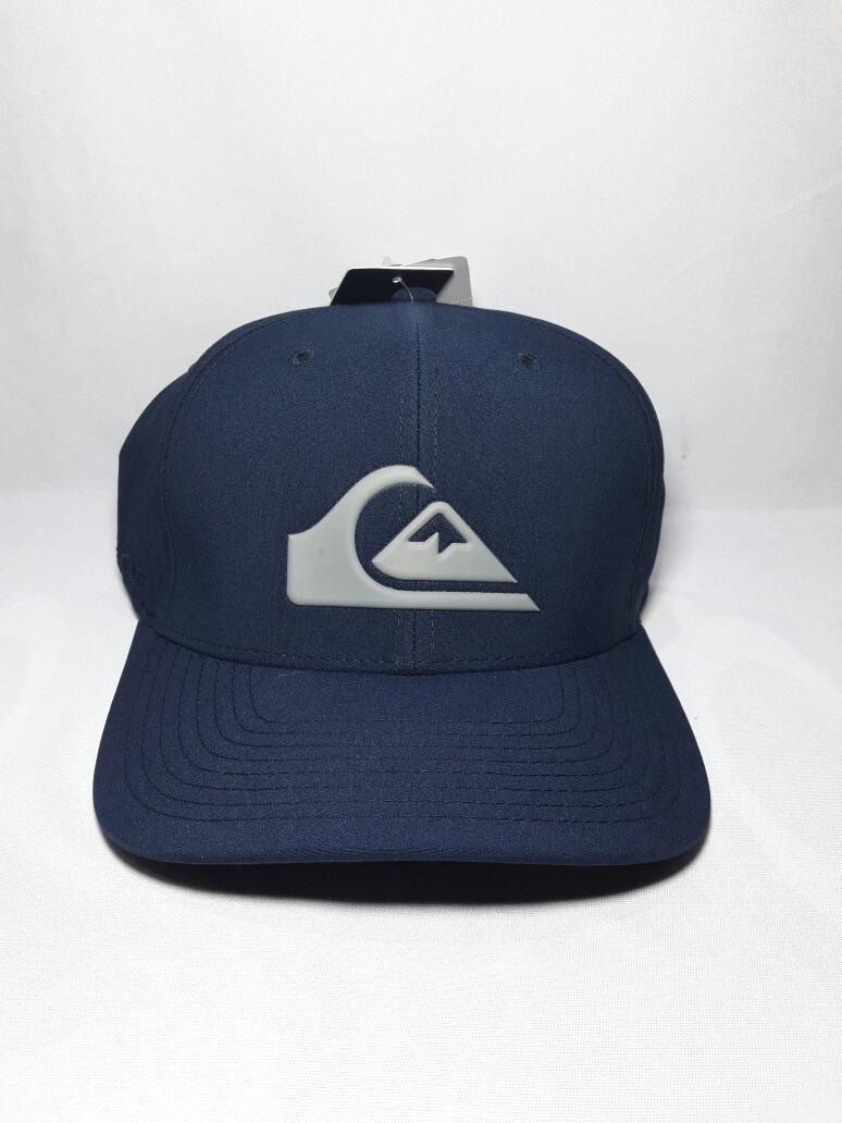 boné quiksilver original amphibiano azul ( com nota fiscal). Carregando  zoom. b997f3f3a0f