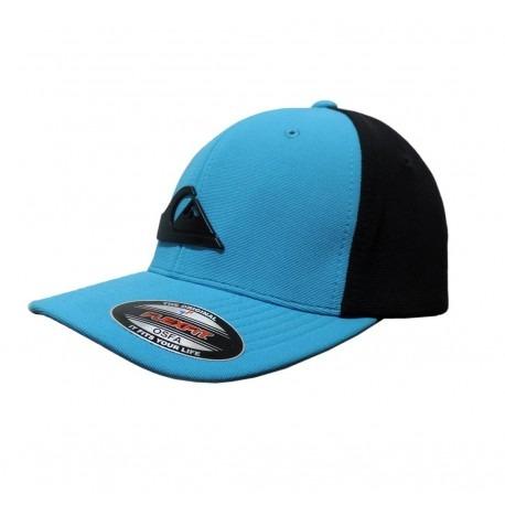 c335de859c286 Boné Quiksilver Solid Cap Azul - R  199,90 em Mercado Livre