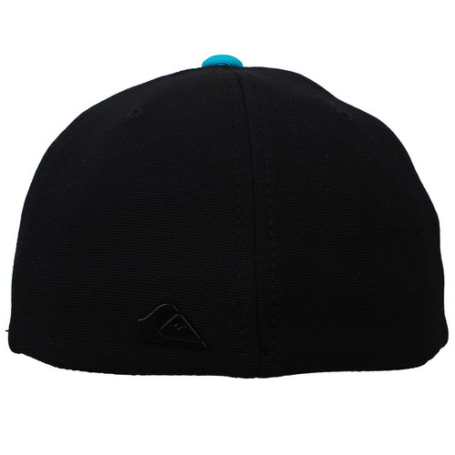 Boné Quiksilver Solid Cap Azul preto - R  249 118fd668811
