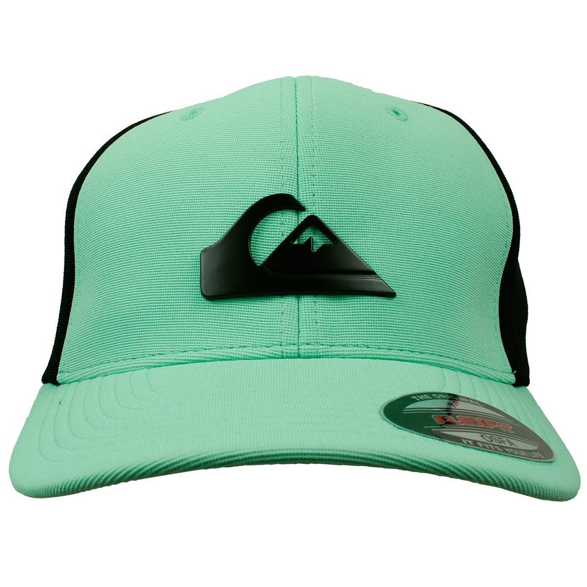 boné quiksilver solid cap verde preto. Carregando zoom. abb1d2dcb8e