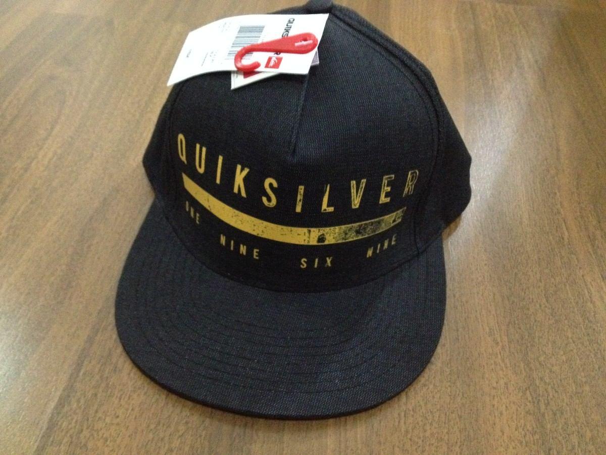 Boné Quiksilver Style 852101 - R  120,00 em Mercado Livre 454e063554