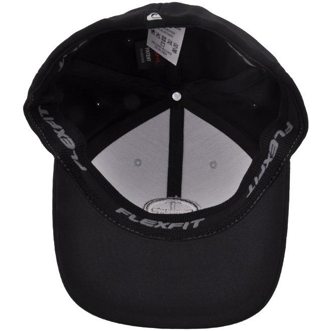 Boné Quiksilver Velcro Round - Cut Wave - R  159 f55f85bb2ca