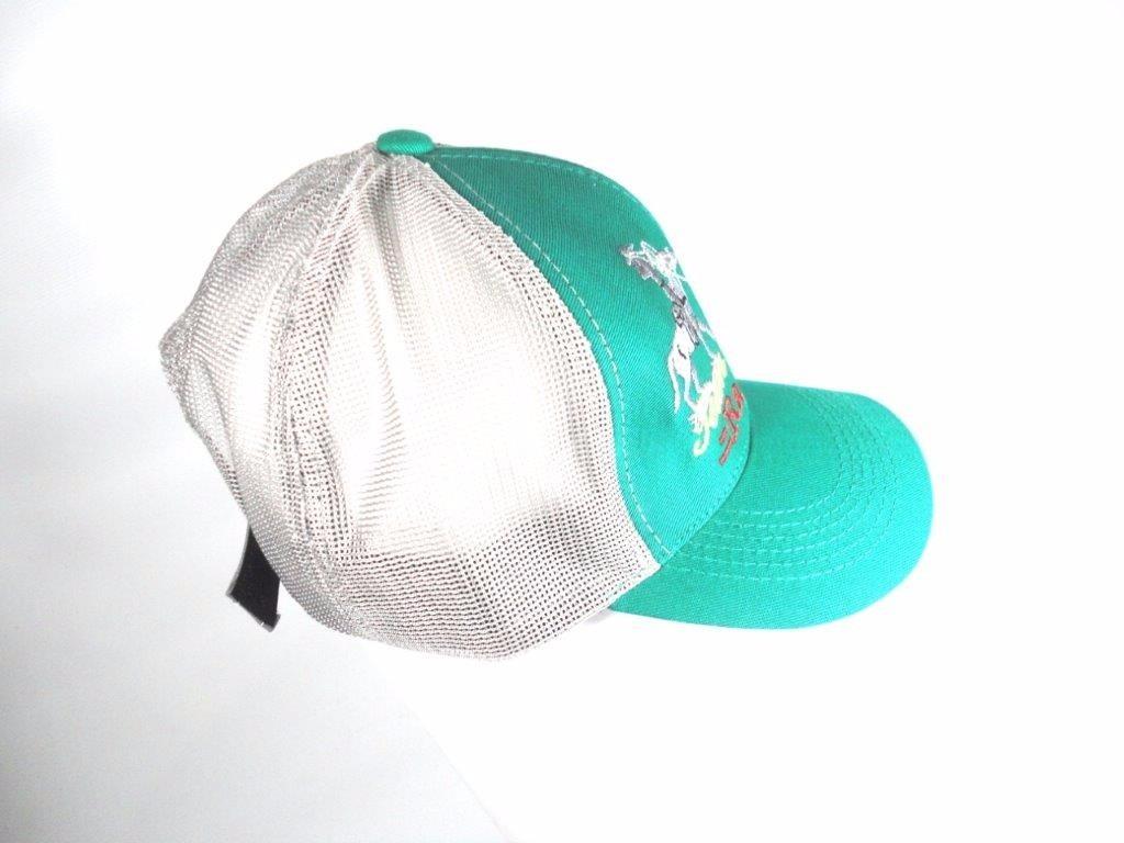 boné radade verde cinza claro rede western wear country. Carregando zoom. 9c3817ba2cd