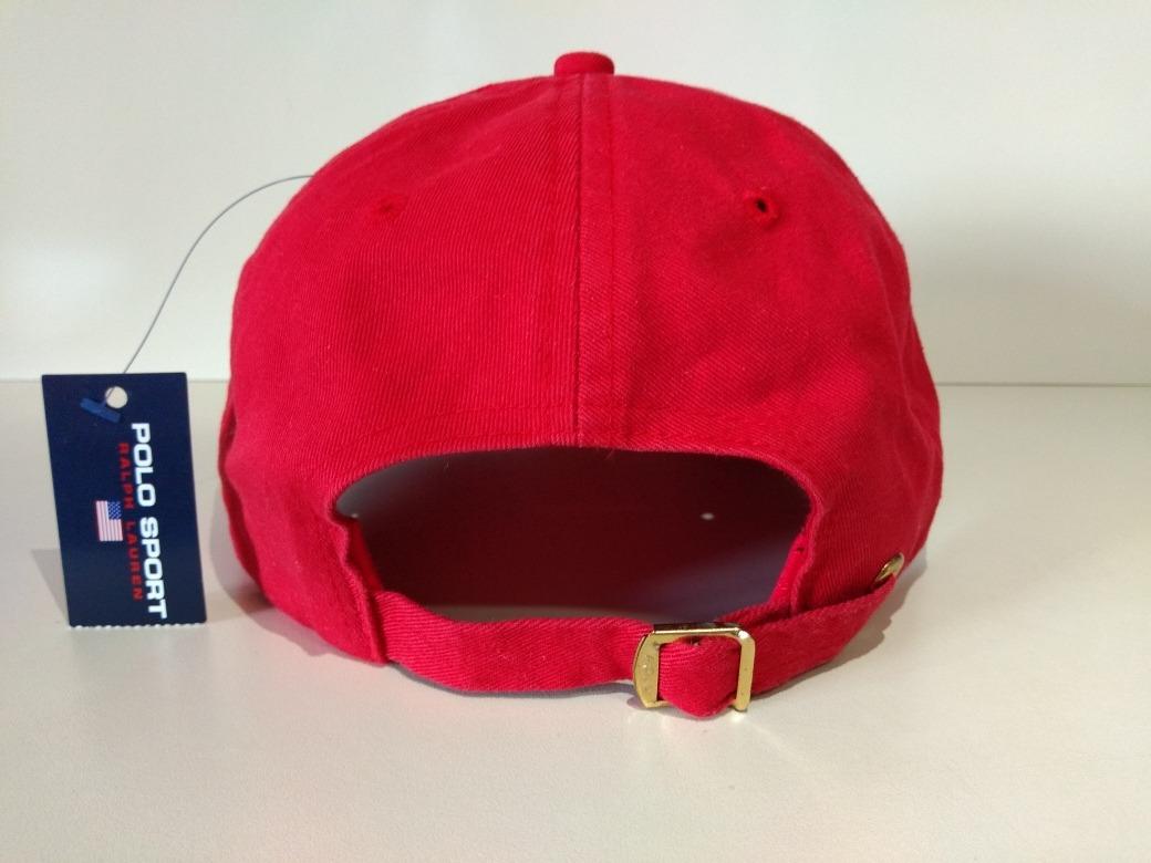 ffebd029a5ba4 Boné Polo Sport Ralph Lauren Dog Original + Frete + Brinde!! - R ...