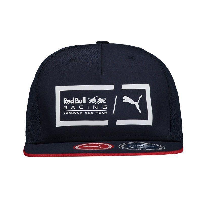 ... release date  7e297 2cc90 boné puma red bull racing lifestyle flatbrim. Carregando  zoom. ... 98b4503beb5