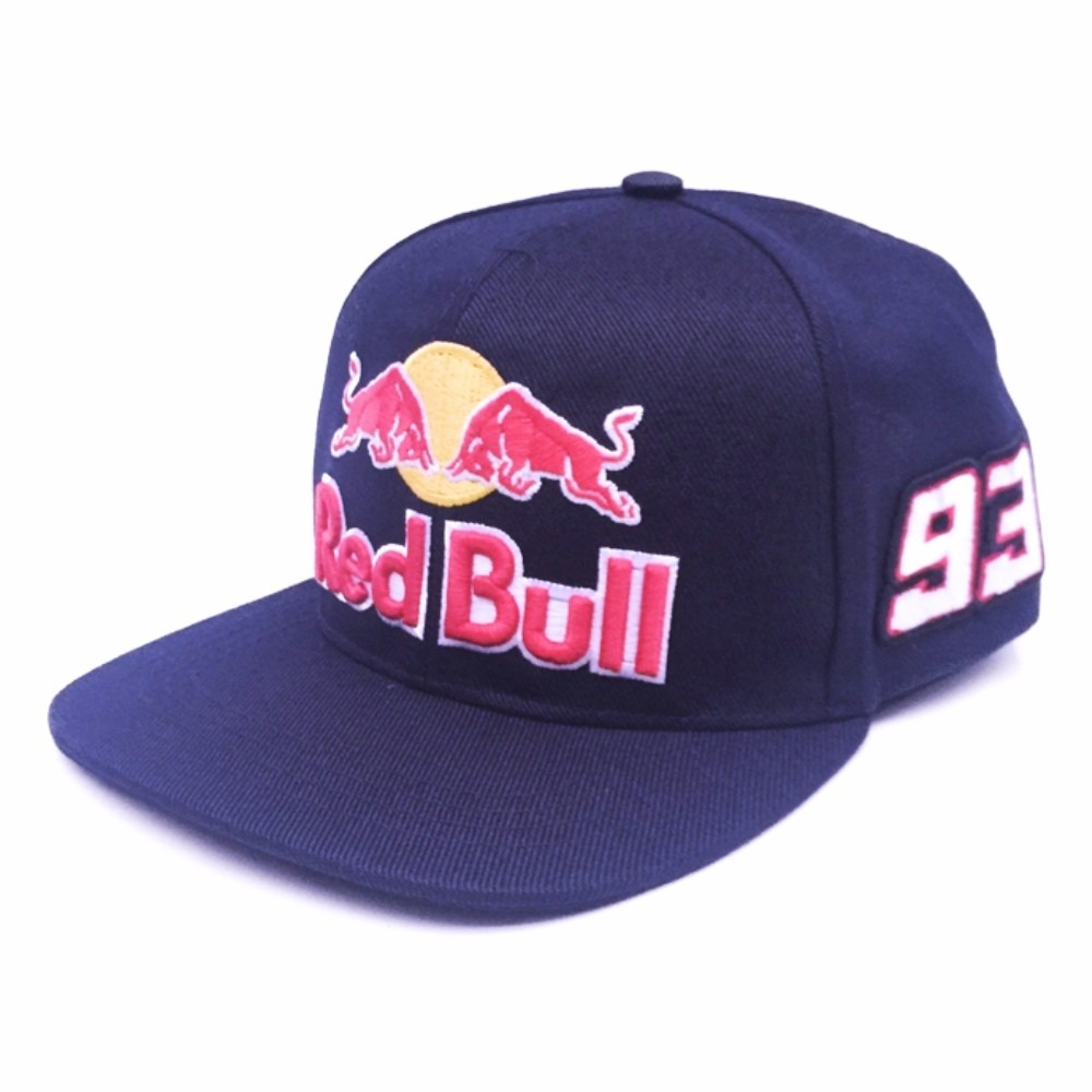 Bone Red Bull Aba Reta 93 Hrc Racing - Apparel Shop - R  319 171a581c77d
