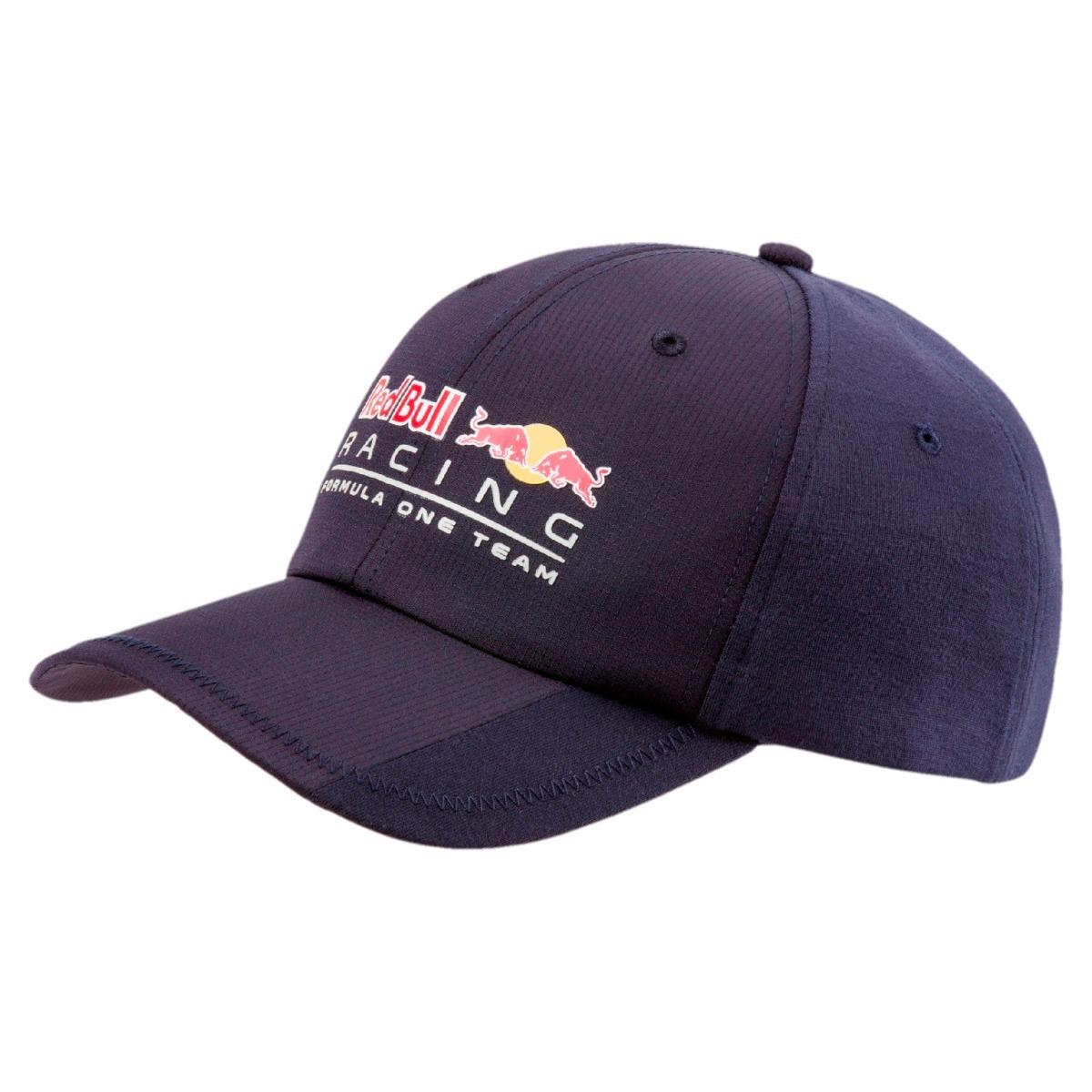 bone red bull puma racing lifestyle hat marinho. Carregando zoom. 63f77b505e2