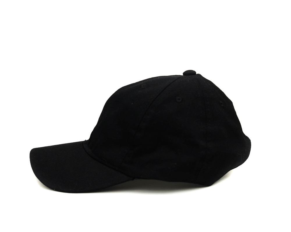 bone rich young aba curva trucker preto liso dad hat. Carregando zoom. e5aff8211f7