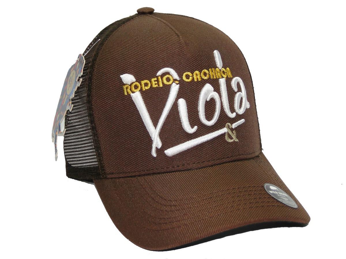 Boné Rodeio Cachaça E Viola Boné Tião Carreiro - R  38 a828f8bd36f