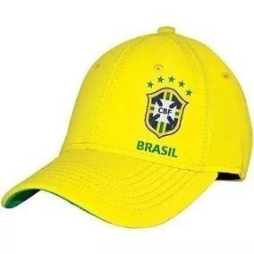 boné seleção brasileira oficial licenciado brasil
