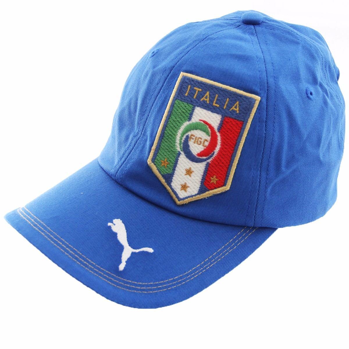 boné seleção itália oficial puma. Carregando zoom. 1230ddeb15d