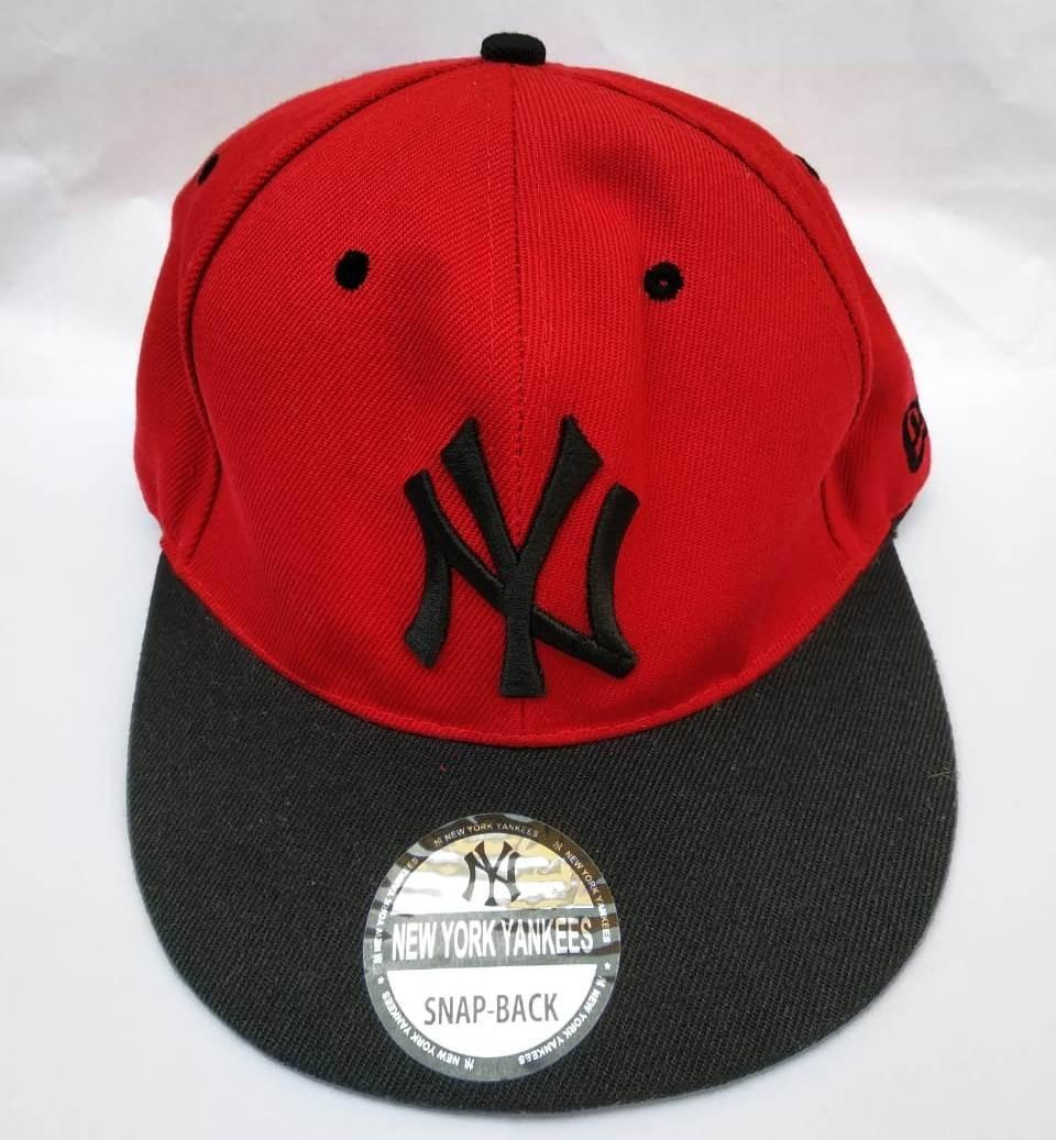 cb3bc869663bc Boné Snapback De Marca Unissex New York Yankees Baseball - R  38