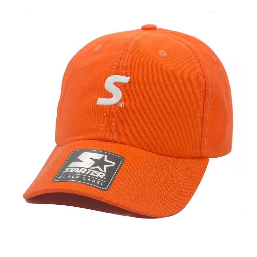 boné starter aba curva dad hat strapback s logo laranja. Carregando zoom. 4939d14acd4