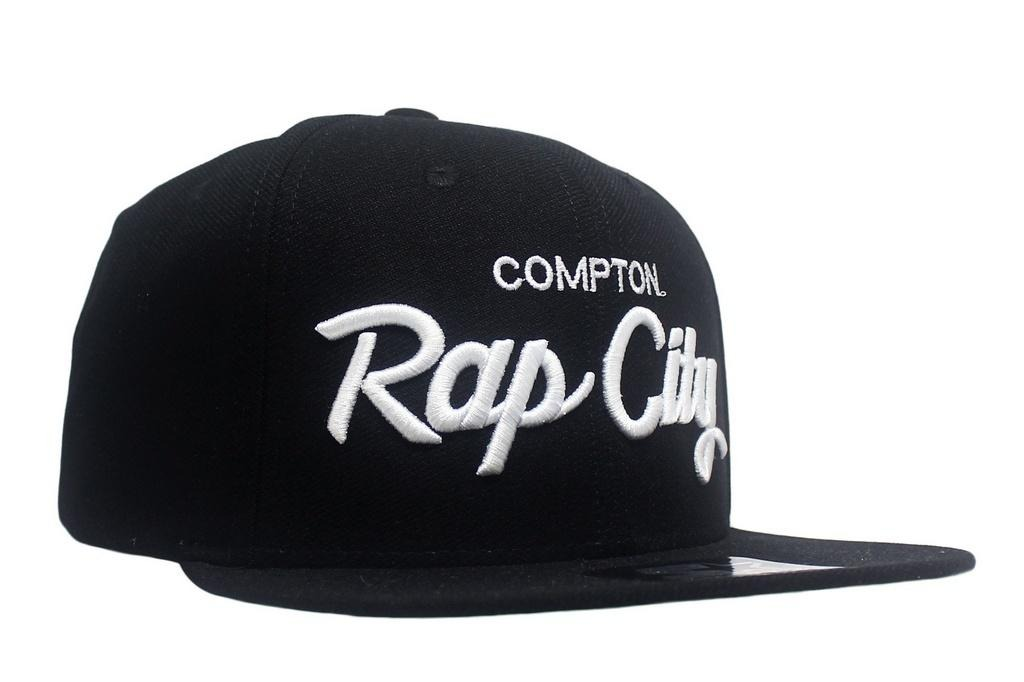 Boné Starter Compton Rap City - Snapback - R  74 5980a0b855c