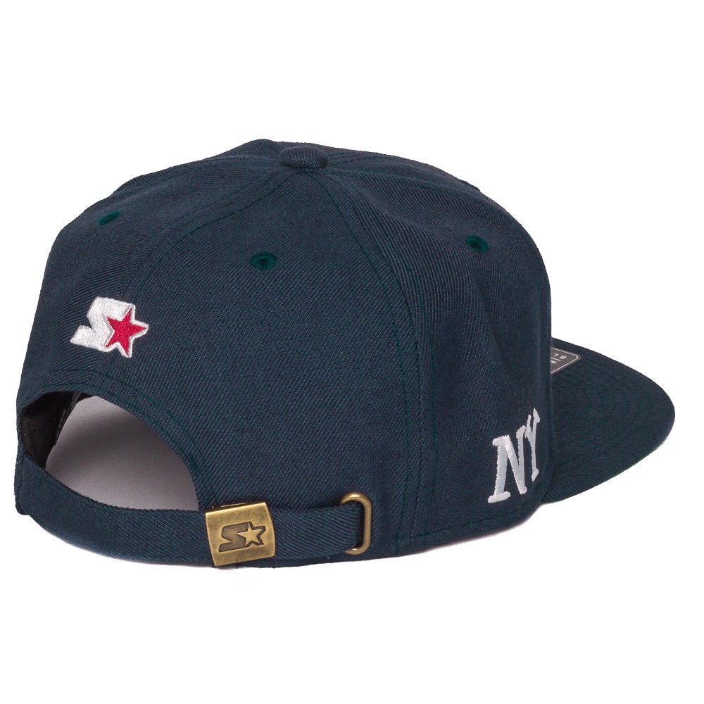 1292e4b9e953e boné starter strapback new york black yankees negro league. Carregando zoom.