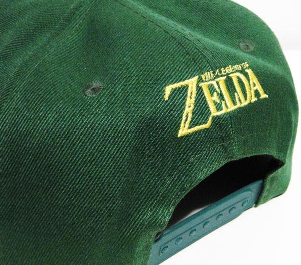 45cf3d208f4 Boné The Legend Of Zelda Triforce Snapback Collection - R  64