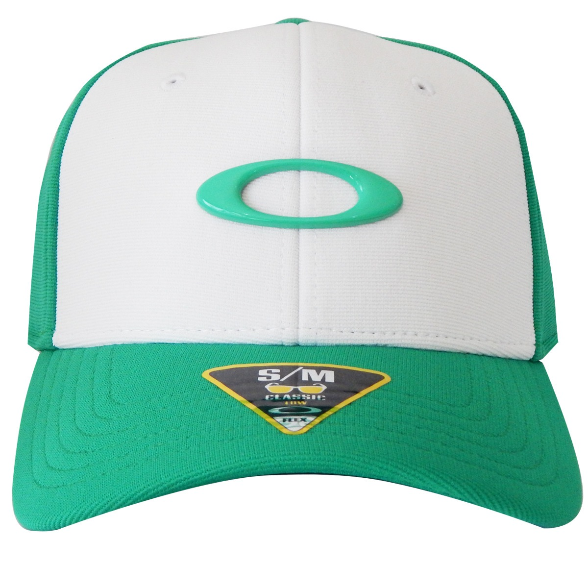 boné tincan oakley original verde branco. Carregando zoom. 1a407a5bc1c