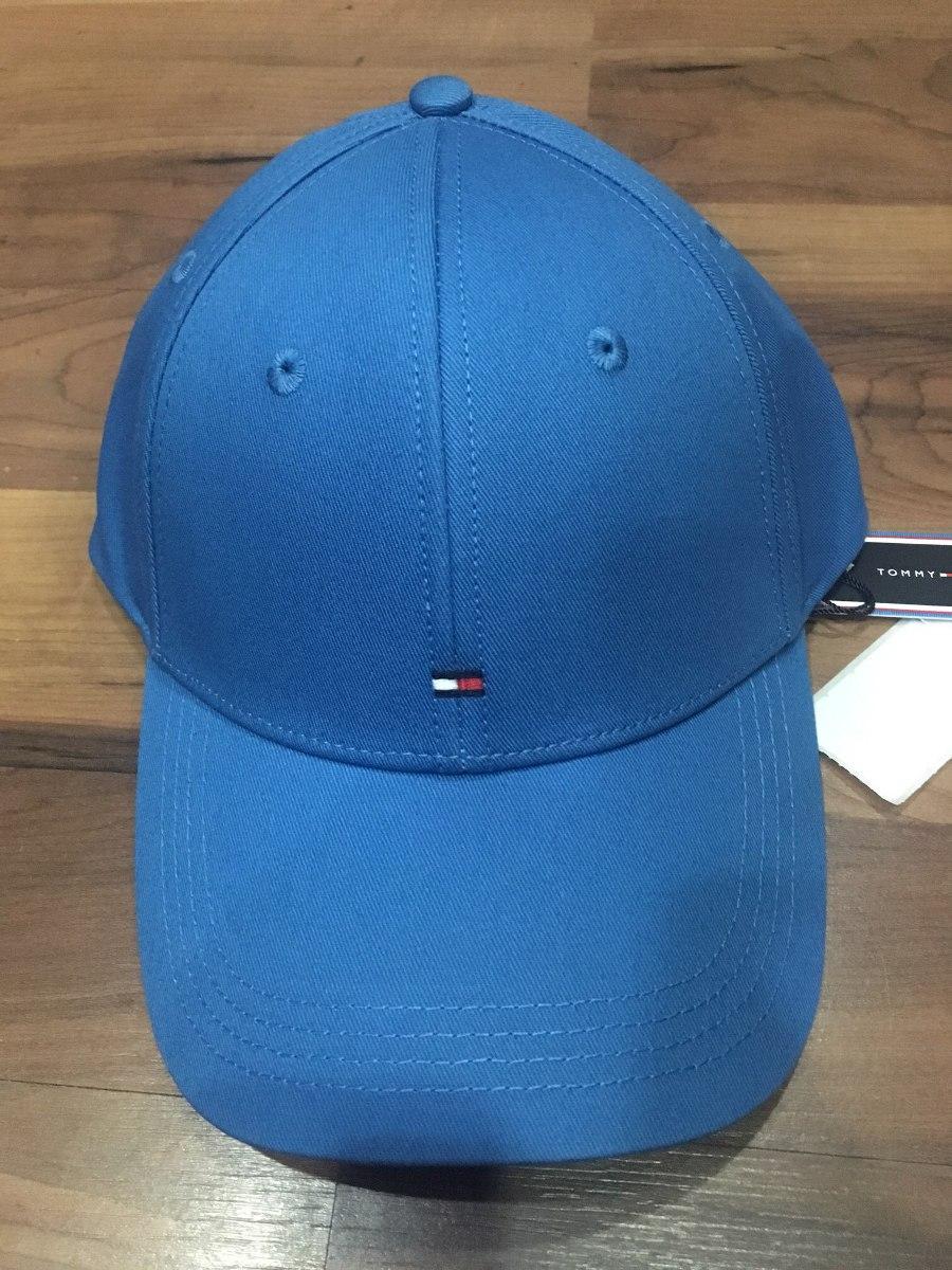 boné tommy hilfiger azul claro classic bb cap. Carregando zoom. f71210546d5