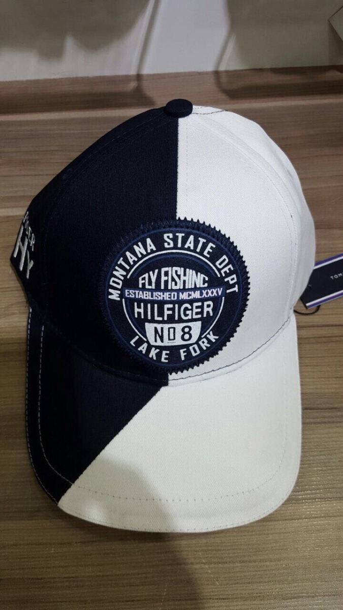 bone tommy hilfiger original. Carregando zoom. 0d284b268fa