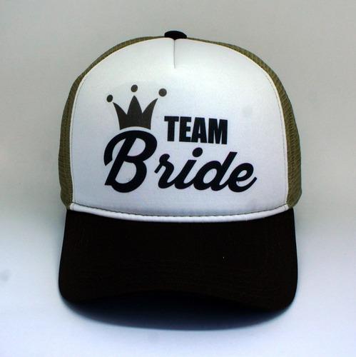 boné trucker - estampa bride