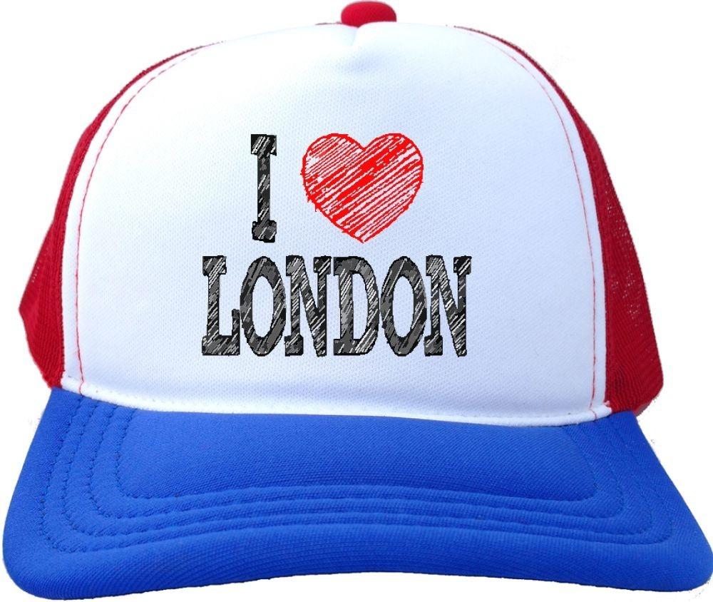 boné trucker tela americano love london francisco oldschool. Carregando zoom . abae5099878