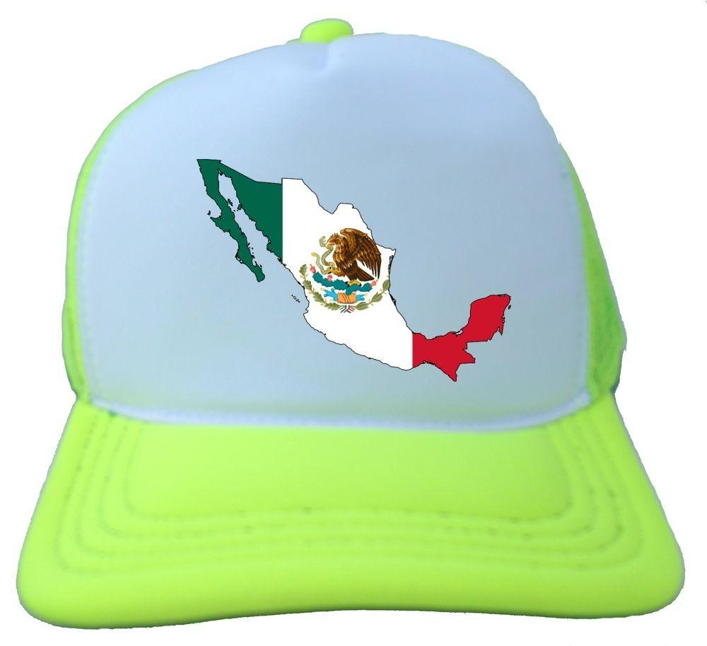 boné trucker tela bandeira mexico oldschool vintage american. Carregando  zoom. e33899fd565