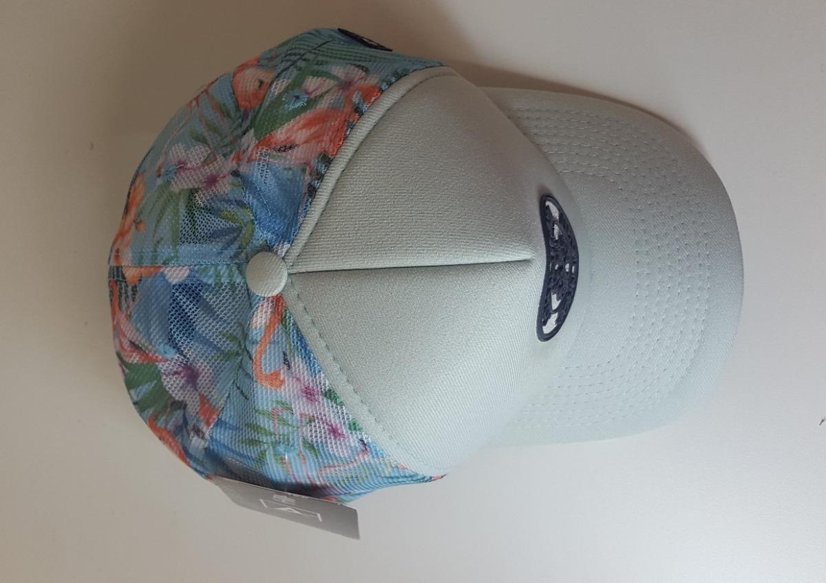 boné trucker telinha tela floral nike adidas mcd oakley j1 w. Carregando  zoom. 728648f29ee