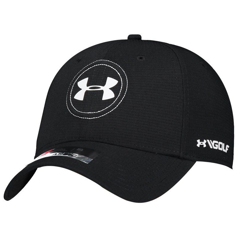boné under armour jordan spieth tour preto. Carregando zoom. ca33af26bef