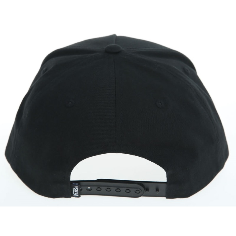 boné vans full patch snapback true black. Carregando zoom. c5cd313f28b
