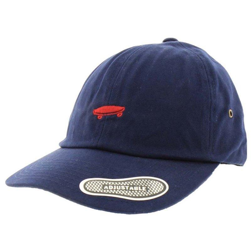 407057c4846930 Boné Vans Salton Ii Vn0yxk0ny Azul Marinho- Original - R  129